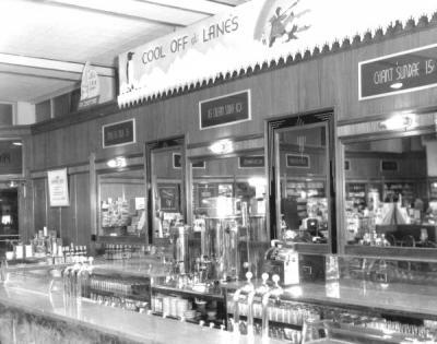Lane Drug Store and Soda Fountain 1935 Jacksonville, FL